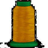 Isacord 1000m Polyester Liberty Gold *