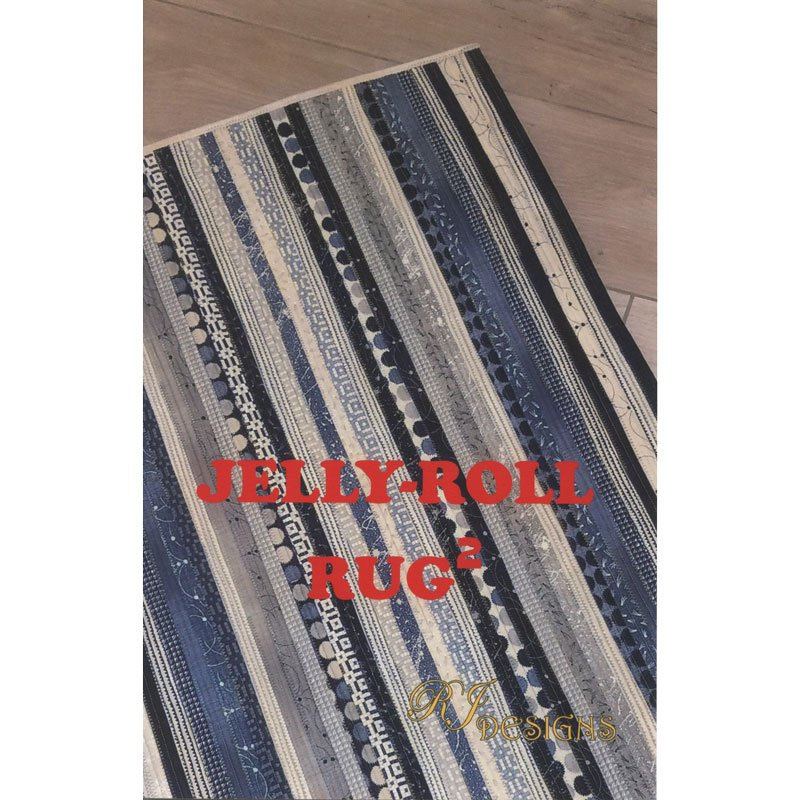 Jelly Roll Rug 2 *
