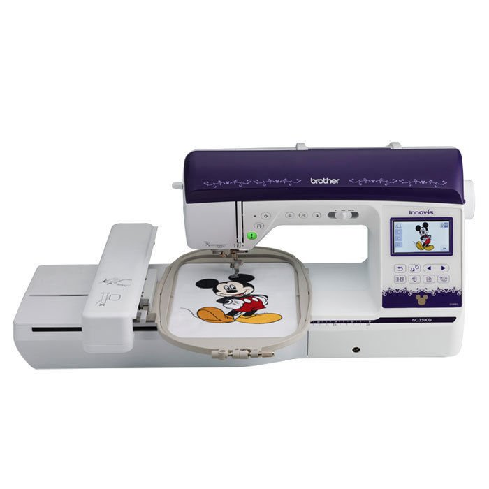 SALE!!! NQ3500D Combination Sewing & Embroidery - Demo Machine