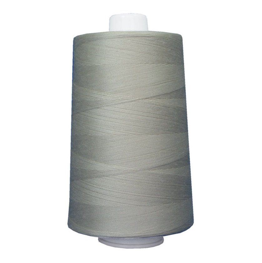 Omni #3005 Almond 6000 yds poly-wrapped poly core