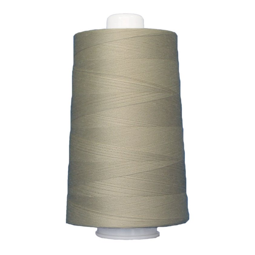 Omni #3006 Light Tan 6000 yds poly-wrapped poly core