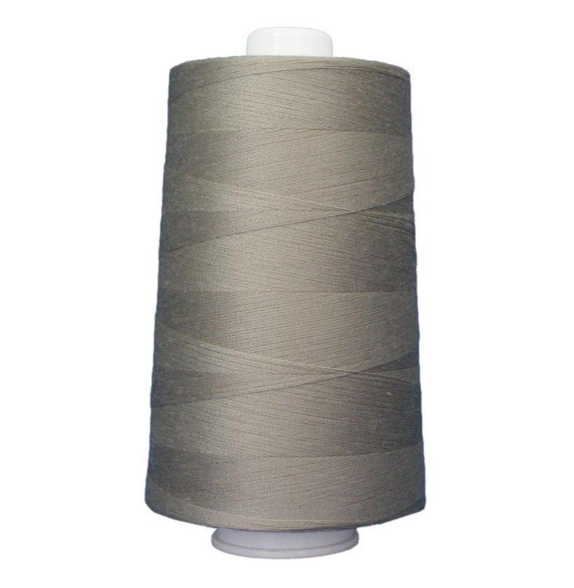 Omni #3009 Colonial Gray 6000 yds poly-wrapped poly core