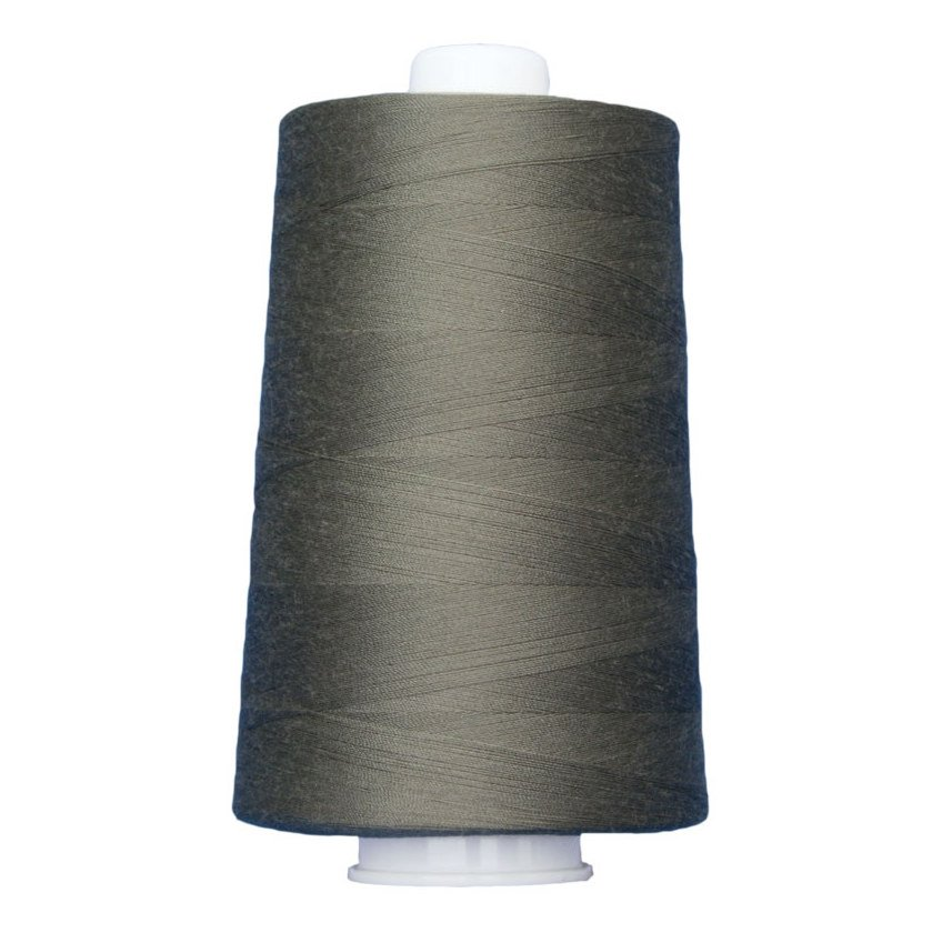OMNI #3020 Gray Slate 6000 yds Poly-wrapped poly core