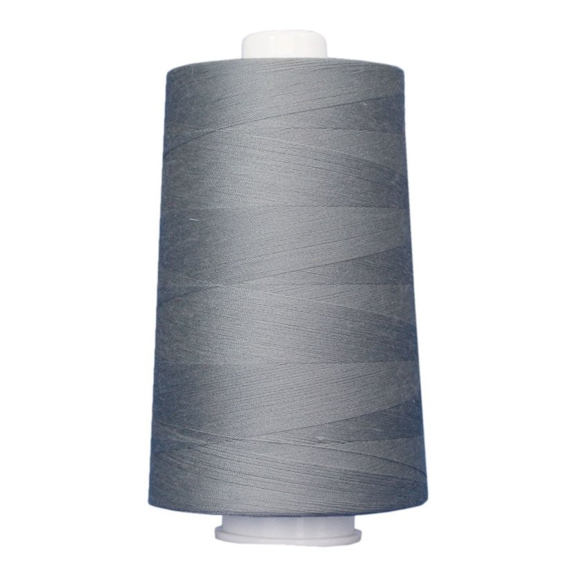 OMNI #3024 Medium Gray 6000 yds Poly-wrapped poly core