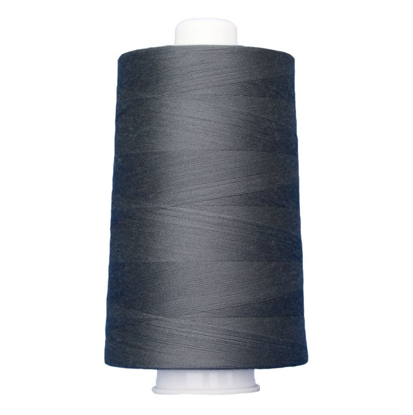 OMNI #3025 Dark Gray 6000 yds Poly-wrapped poly core