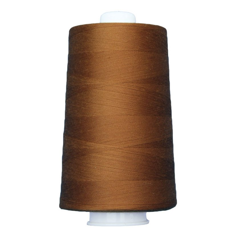 OMNI #3028 Ginger Spice 6000 yds Poly-wrapped poly core