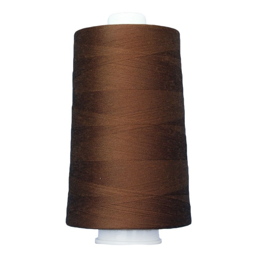 OMNI #3030 Medium Brown 6000 yds Poly-wrapped poly core