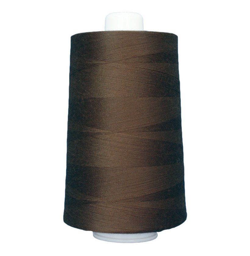 OMNI #3035 Brown Bear 6000 yds Poly-wrapped poly core