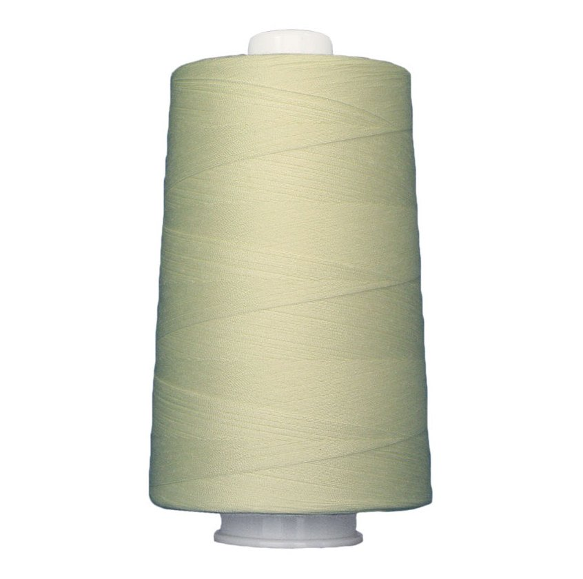 OMNI #3047 Light Lemon 6000 yds Poly-wrapped poly core