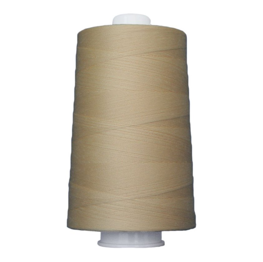 OMNI #3049 Cheesecake 6000 yds Poly-wrapped poly core