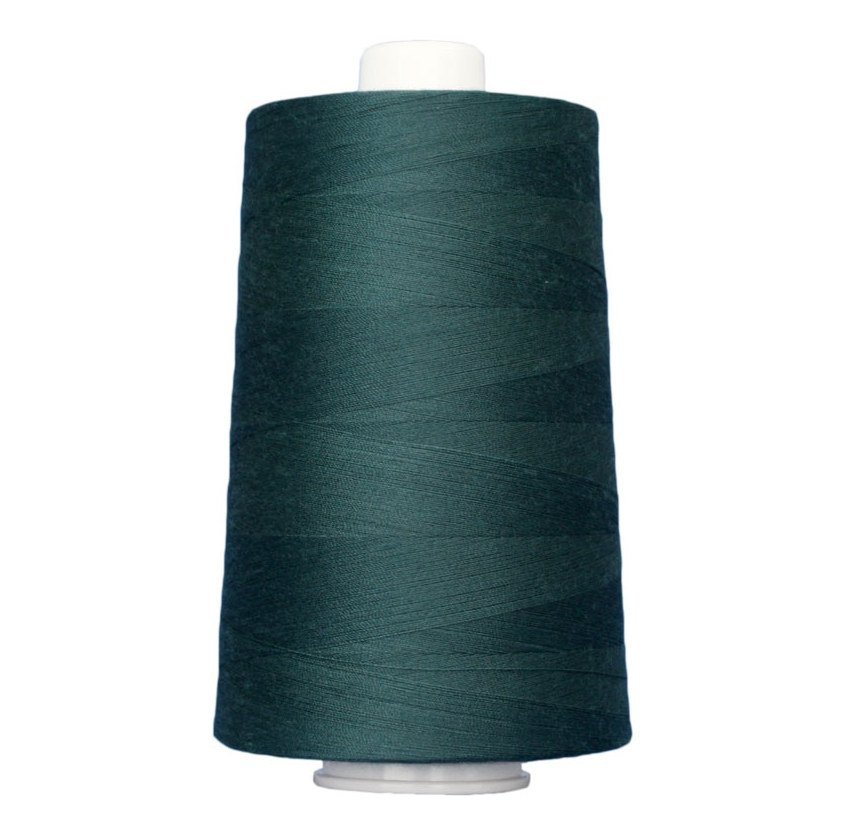 OMNI #3072 Blue Spruce 6000 yds Poly-wrapped poly core