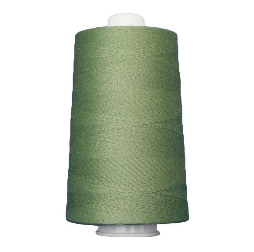 OMNI #3074 Spearmint 6000 yds Poly-wrapped poly core