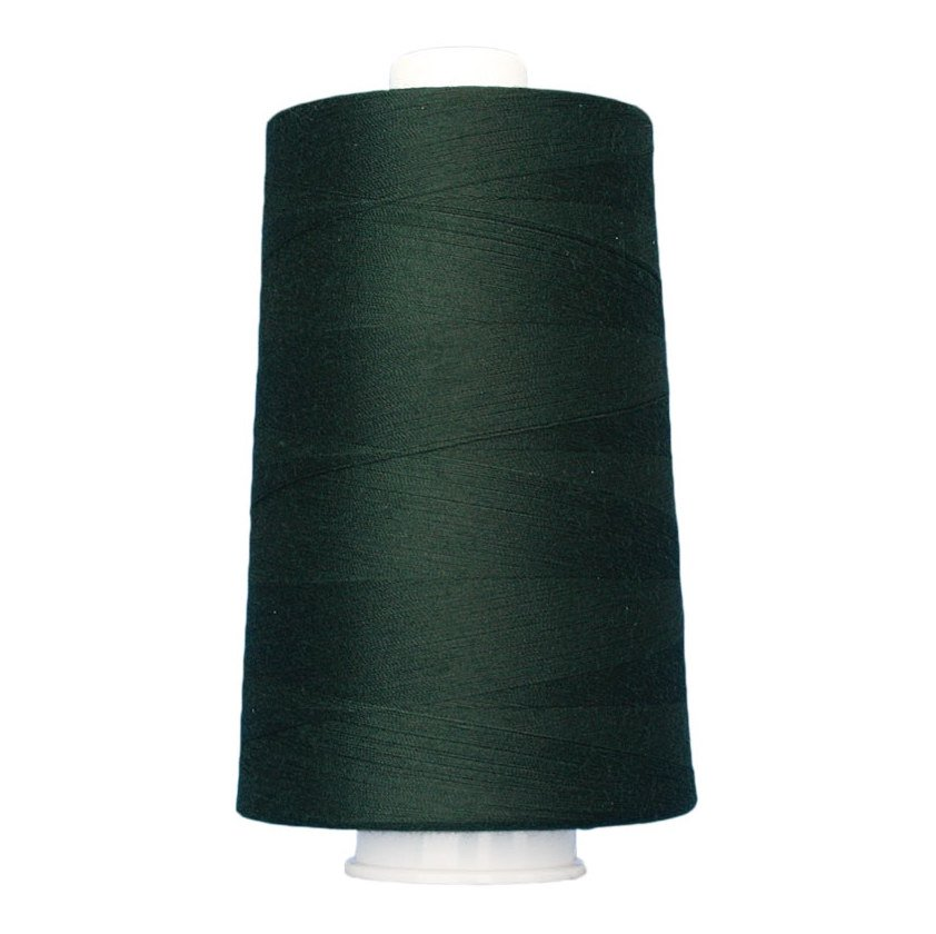 OMNI #3080 Jungle Shadows 6000 yds Poly-wrapped poly core