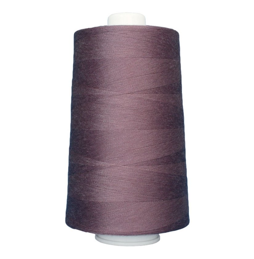 OMNI #3115 Light Mulberry 6000 yds Poly-wrapped poly core