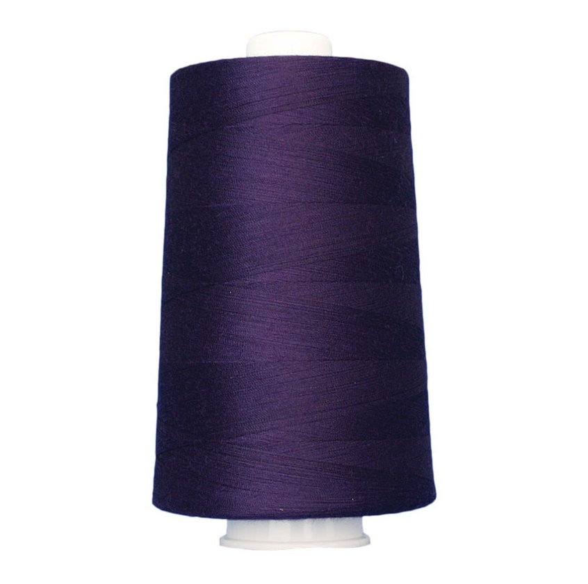 OMNI #3118 Byzantine Purple 6000 yds Poly-wrapped poly core