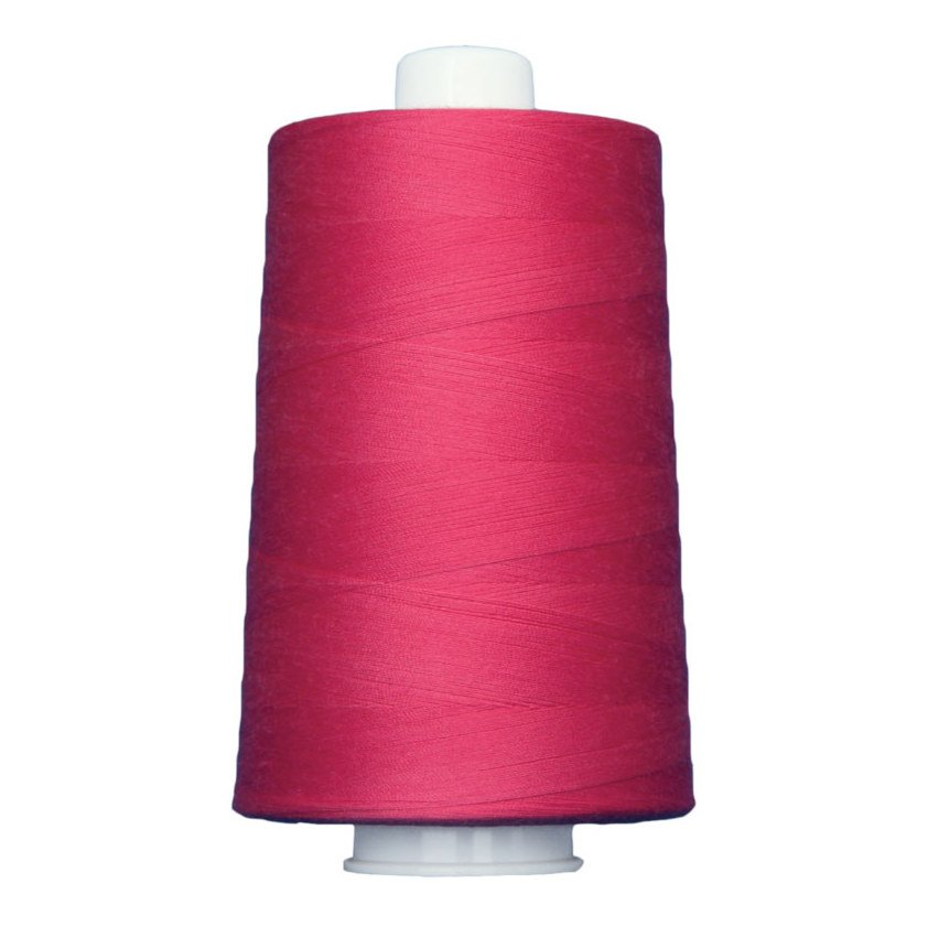 OMNI #3138 Petunia 6000 yds Poly-wrapped poly core