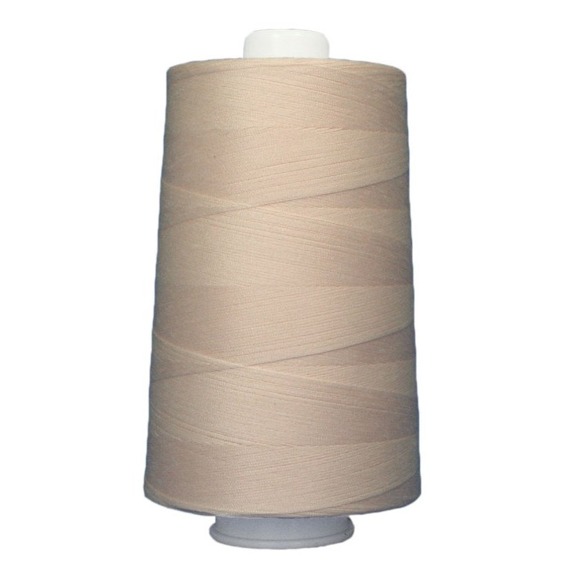 OMNI #3147 Apricot Blossom 6000 yds Poly-wrapped poly core