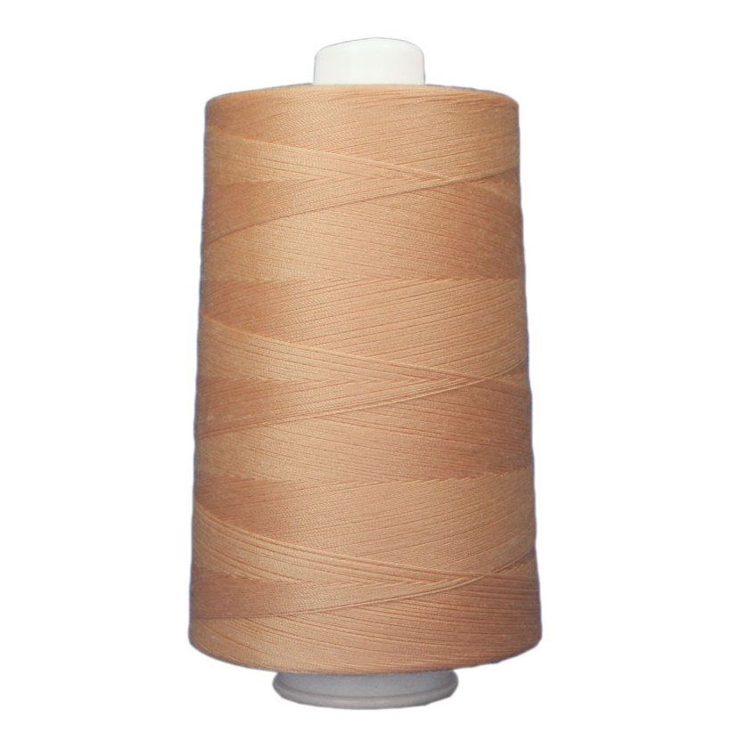 OMNI #3148 Bahama Sand 6000 yds Poly-wrapped poly core