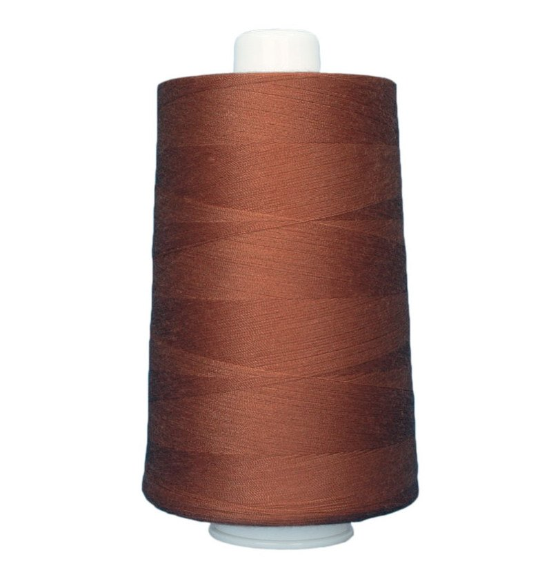 OMNI #3153 Sienna 6000 yds Poly-wrapped poly core