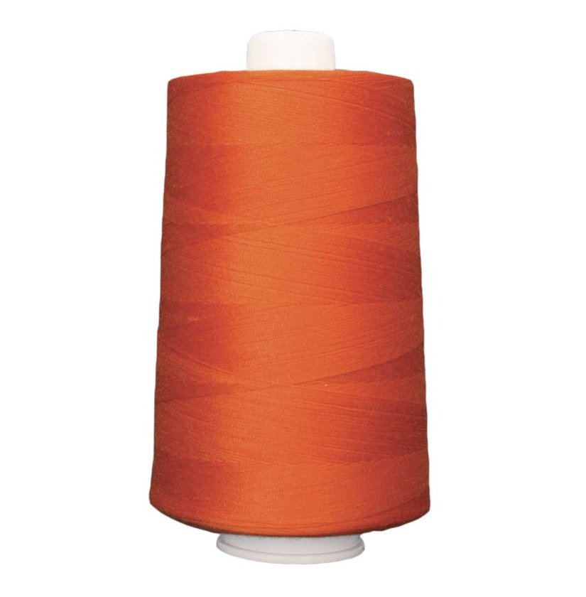 OMNI #3154 Orange Peel 6000 yds Poly-wrapped poly core