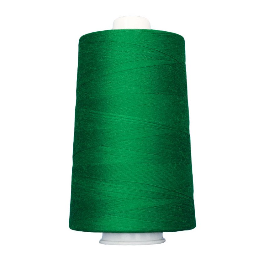 OMNI #3168 Greensleeves 6000 yds Poly-wrapped poly core