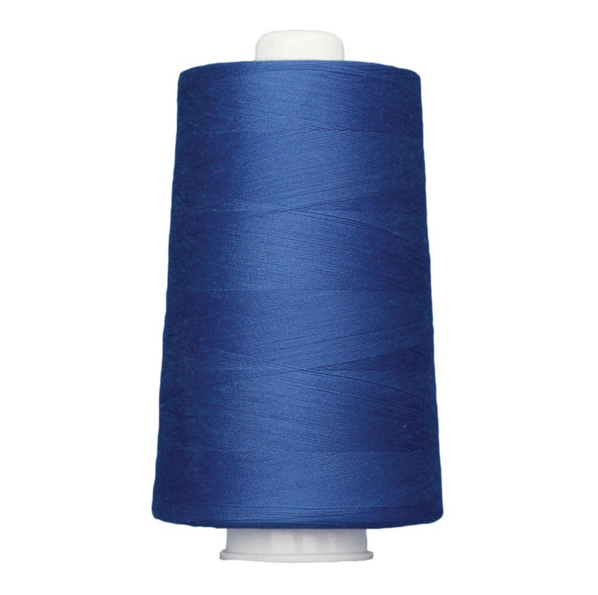 OMNI #3170 Bright Periwinkle 6000 yds Poly-wrapped poly core