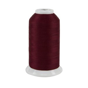 So Fine #50 #414 Claret 3280 yds polyester