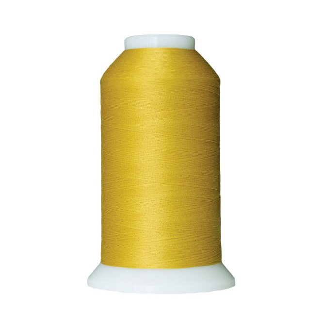 So Fine #50 #422 Mustard 3280 yds polyester