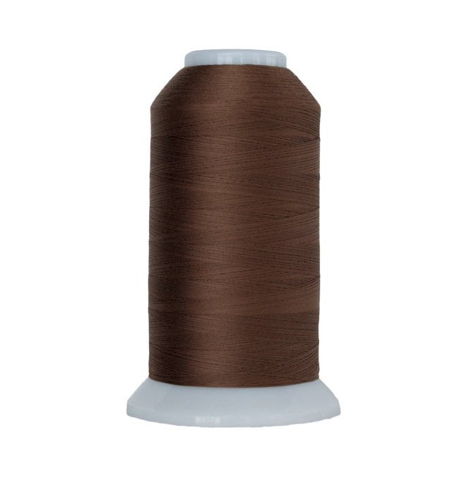 So Fine #50 #424 Chocolate 3280 yds polyester