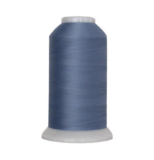 So Fine #50 #434 Misty Blue 3280 yds polyester