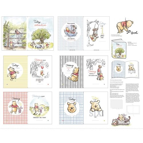 Spring Winnie the Pooh Soft Book 68748