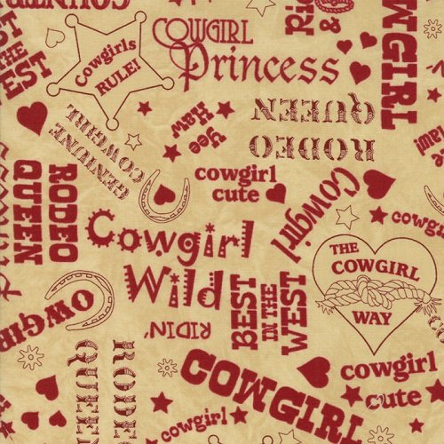 Cowgirl Country 11303-12