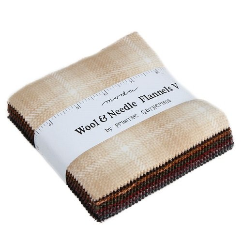 Wool & Needle V Flannel 1220-PPF