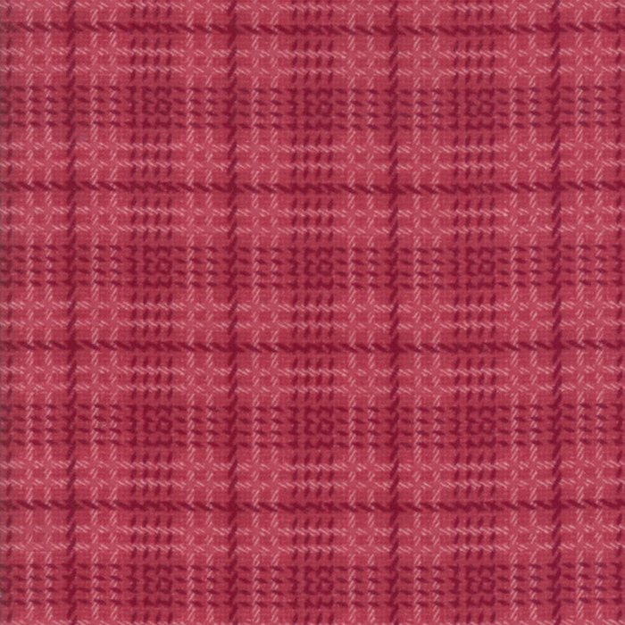 Wool & Needle VI Flannel Petunia 1257-24F