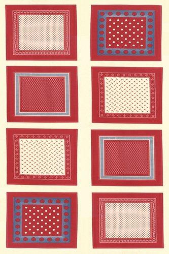 Polka Dots & Paisleys 14800-16