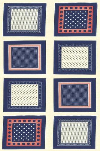Polka Dots & Paisleys 14800-18