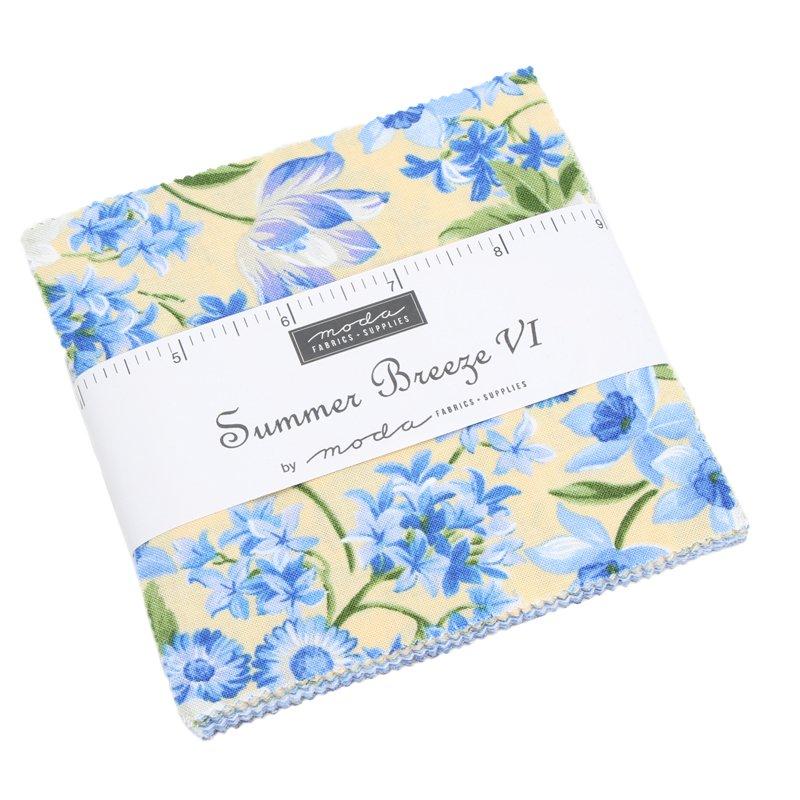 Summer Breeze VI 33370-PP Charm Pack