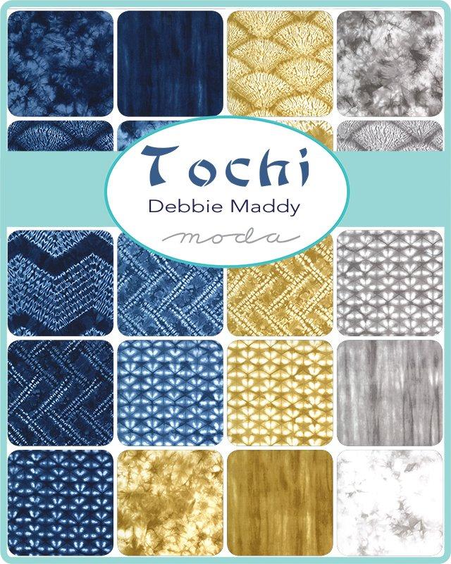 Tochi 48060-FQB (24) Fat Quarter Bundle