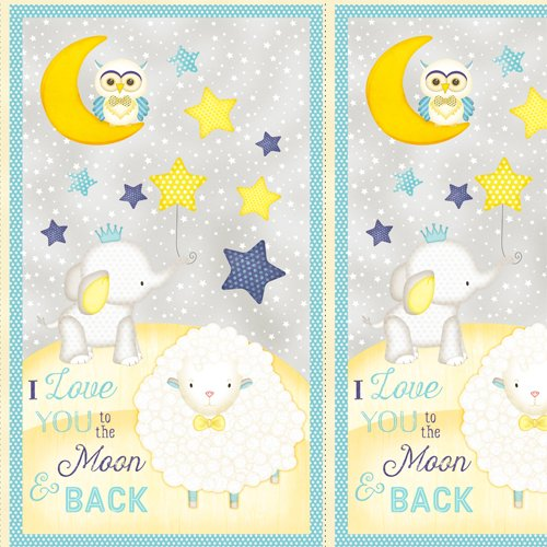 To The Moon & Back Flannel 7510-954