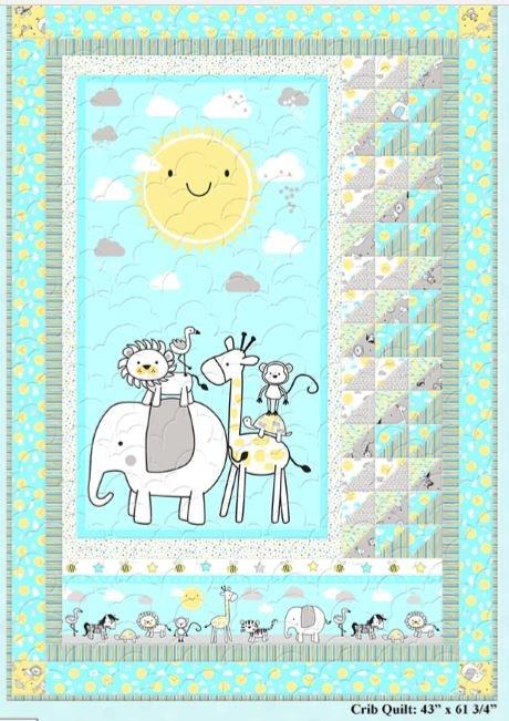 Little Sunshine Quilt Kit