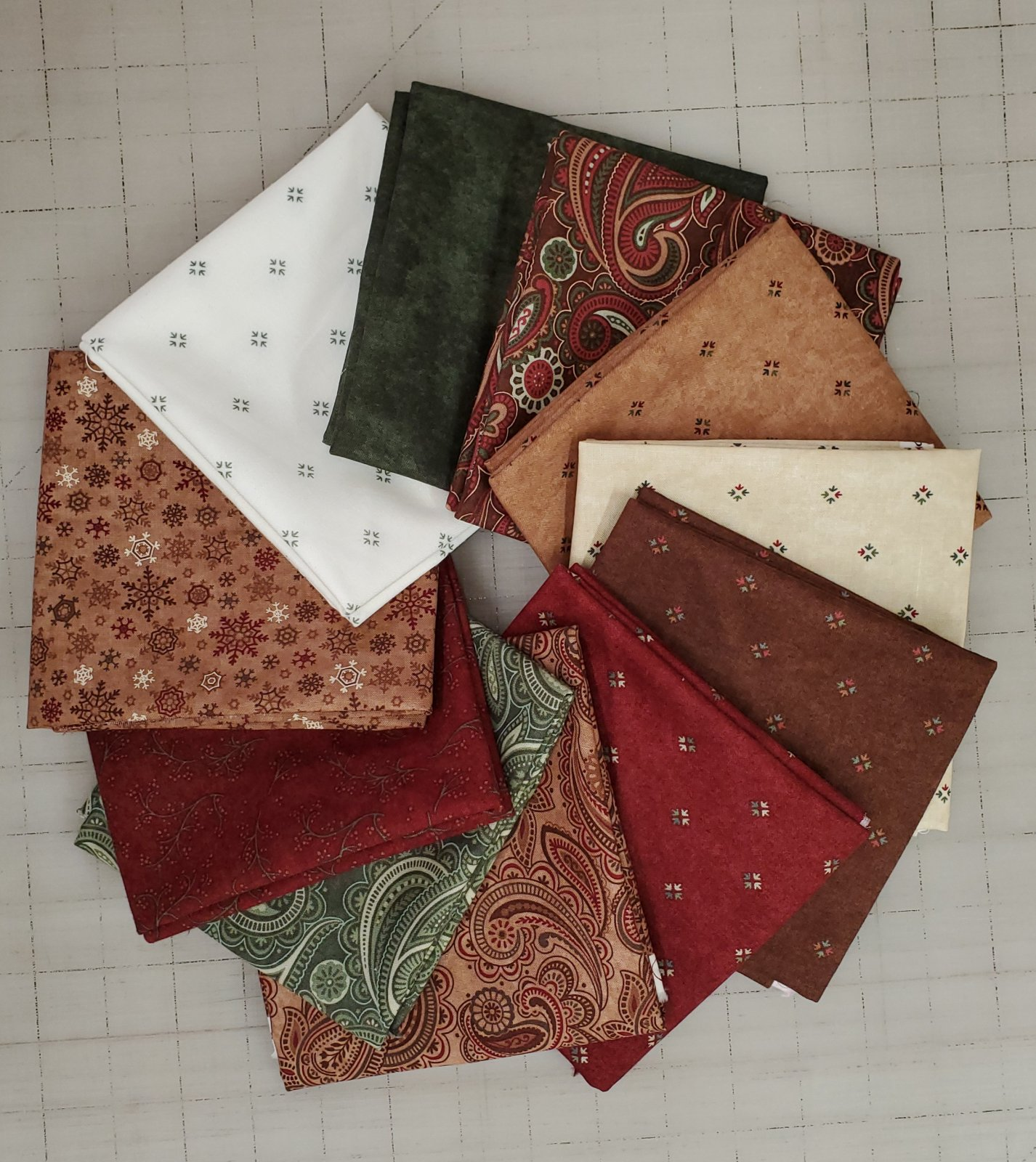 Once Upon a Memory 6730-FQB Fat Quarter Bundle