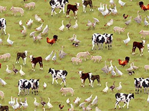 Down On The Farm 23509-H