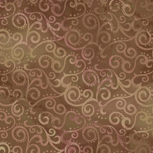 Ombre Scroll 24174-A