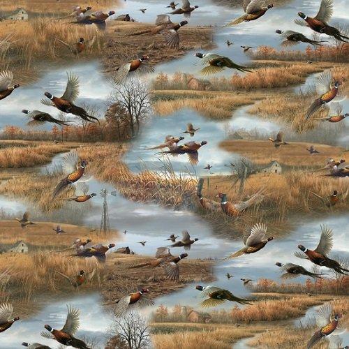 Wild Pheasants 24532-X