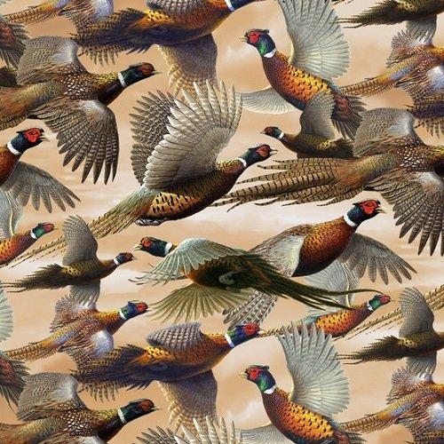Wild Pheasants 24533-E
