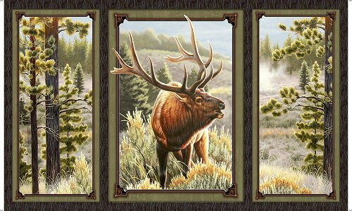 Mountain Elk 25808-X