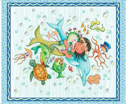Mermaid Merriment 26520-B