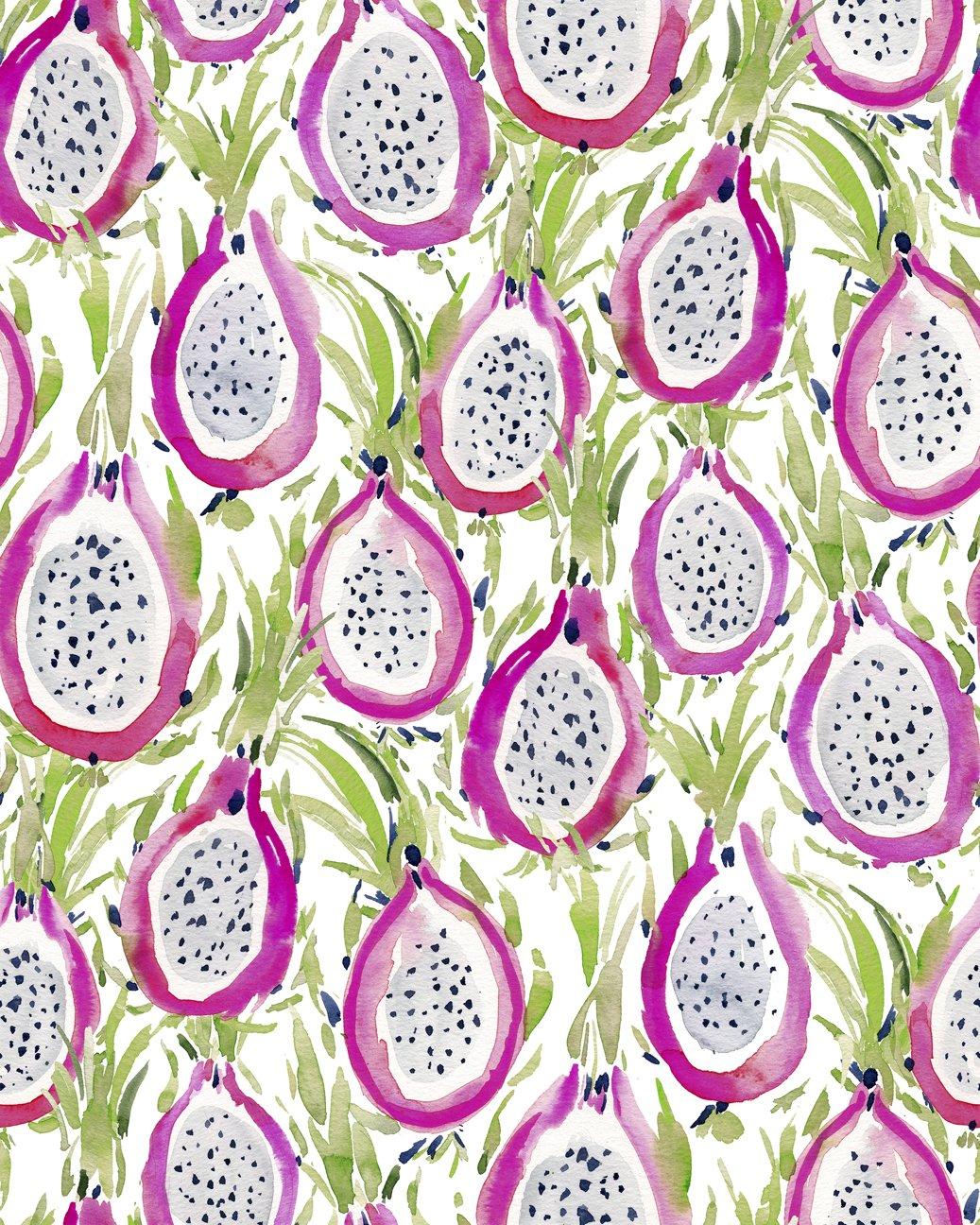 Wild & Fruity 27042-Z Dragon Fruit White