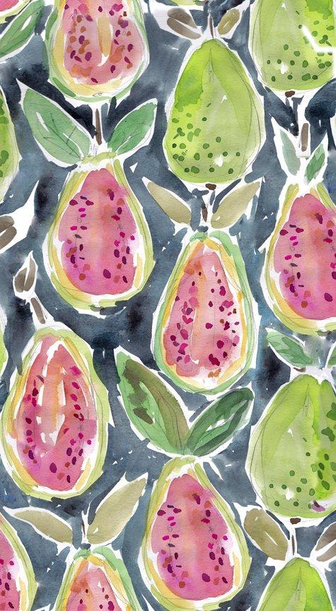 Wild & Fruity 27046-K Guava Gray