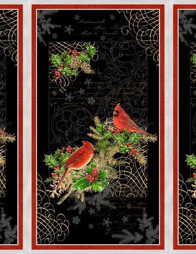 Royal Red 3008-96427-935 2/3 yd Panel